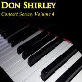 Concert Series Vol. 4 von Don Shirley