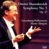 Shostakovich: Symphony No. 5 de Martin Elmquist
