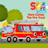 Here Comes the Fire Truck by Super Simple Songs