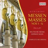 Schubert: Masses Nos. 1-6 - Deutsche Messe by Various Artists
