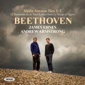Beethoven Violin Sonatas Op. 12 de James Ehnes