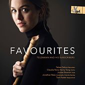Favourites: Telemann and His Subscribers de Tabea Debus