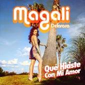 Que Hiciste Con Mi Amor by Magali Delarosa