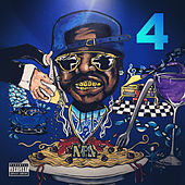 The Blue M&M 4 von PeeWee LongWay