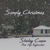 Simply Christmas by Shirley Cason