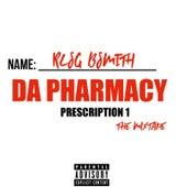 Da Pharmacy Prescription 1 (The Mixtape) de Rlsg B smith