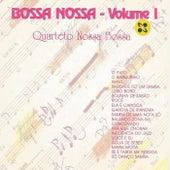 Bossa Nova - Volume 1 von Quarteto Nossa Bossa