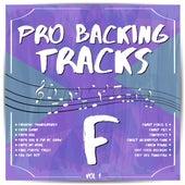 Pro Backing Tracks F, Vol.1 by Pop Music Workshop