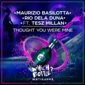 Thought You Were Mine (feat. Tesz Millan) by Maurizio Basilotta