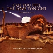 Can You Feel the Love Tonight (Piano & Cello) by Benny Martin