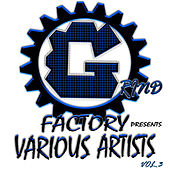 Grind Factory Presents Various Artists, Vol. 3 by Various Artists
