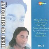 Best of Shafqat Ali Khan, Vol. 2 by Shafqat Ali Khan