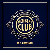 Members Club von Joe Zawinul