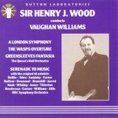 Sir Henry J Wood Conducts Vaughan Williams by Sir Henry J Wood