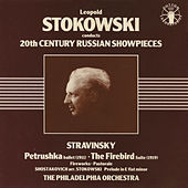 Leopold Stokovski Conducts 20th Century Russian Showpieces de Leopold Stokowski