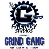 The Grind Factory Studios Presents Grind Gang by Various Artists