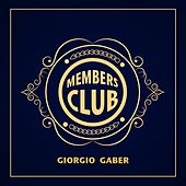 Members Club di Giorgio Gaber