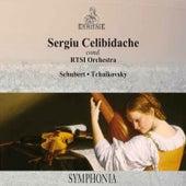 Symphonia: Sergiu Celibidache cond. RTSI Orchestra von RTSI Orchestra