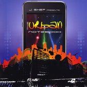 J Shep Presents- The Urban Notebook fra J Shep