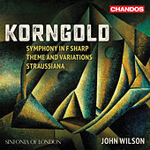 Korngold: Works for Orchestra von Sinfonia Of London