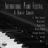 International Piano Festival - A Benefit Concert de Various Artists