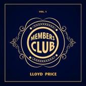 Members Club, Vol. 1 by Lloyd Price
