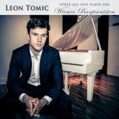 Leon Tomic spielt aus den Alben der Wiener Barpianisten de Leon Tomic
