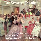 Die Strauss Familie de Various Artists