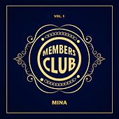 Members Club, Vol. 1 di Mina