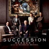 Succession: Season 1 (HBO Original Series Soundtrack) by Nicholas Britell