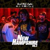 Grind Mode Cypher New Hampshire, Vol. 3 de Lingo