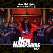 Grind Mode Cypher New Hampshire, Vol. 4 de Lingo