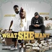 What She Want (feat. Mistah F.A.B. & Meikan) de Agustist King