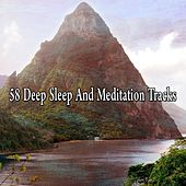 58 Deep Sleep and Meditation Tracks von Entspannungsmusik