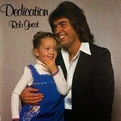 Dedication van Rob Guest