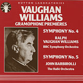Vaughan Williams Gramophone Premieres by Various Artists
