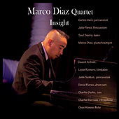 Marco Diaz Quartet Insight de Marco Diaz