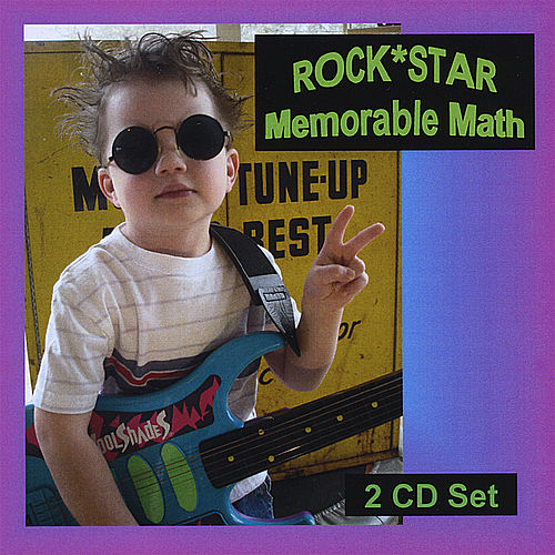 Rock Star Memorable Math by Jeff Johnson (WA)