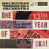 One Year Of Ska de Melbourne Ska Orchestra