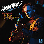 Johnny Burgin Live by Johnny Burgin