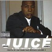 Fruits of the Game R&B Mixtape Volume 2 by Oran Juice Jones