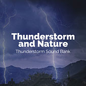 Thunderstorm and Nature de Thunderstorm Sound Bank