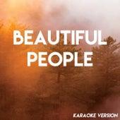 Beautiful People (Karaoke Version) von Vibe2Vibe
