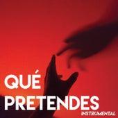 Qué Pretendes (Instrumental) de Boricua Boys