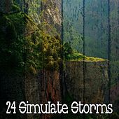 24 Simulate Storms by Rain Sounds Sleep