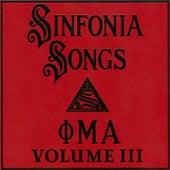 Sinfonia Songs Recordings, Volume III by Phi Mu Alpha Sinfonia Fraternity