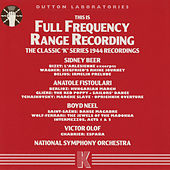Full Frequency Range Recording - the Classic 'k' Series 1944 Recordings de Various Artists