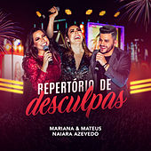 Repertório de Desculpas (Ao Vivo) von Mariana & Mateus