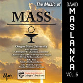 The Music of David Maslanka, Vol. 5: Mass de Various Artists