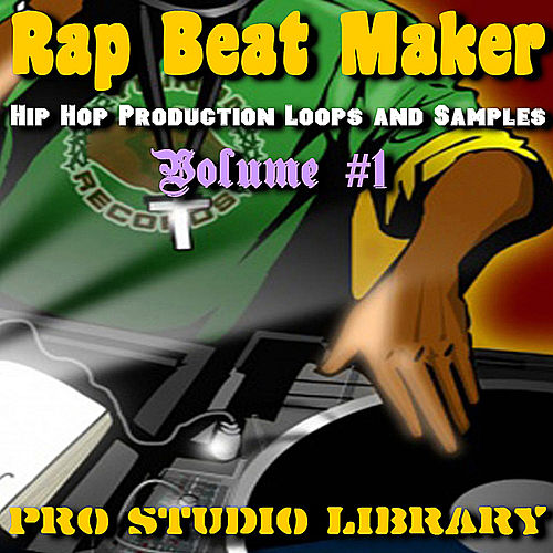 Rap Beat Maker - Hip Hop Production Loops and Samples by Pro Studio Library
